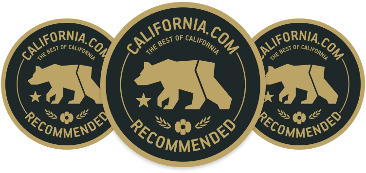 california recommended business